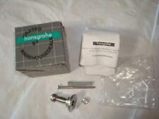 Hansgrohe Cloth Hook, Brushed Nickel, 06096820
