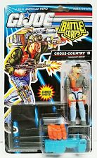 GI Joe CROSS COUNTRY Battle Corps 1993 MOC Vintage Factory Sealed Action Figure