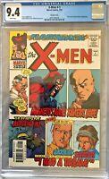 =X-Men Flashback= #-1 CGC 9.4 Magneto =Stan Lee on Cover= 1997 plus extras