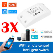 3X Tuya APP WIFI Inteligente Interruttore Timer Funzion Per Google Home 2200W It
