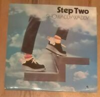 Showaddywaddy – Step Two Vinyl LP Album 33rpm 1975 Bell Records – BELLS 256