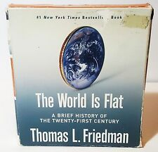 THE WORLD IS FLAT BY THOMAS L. FRIEDMAN AUDIO BOOK