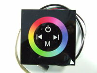 RGB TOUCH PANEL PER TECNOLOGIA A LED 12-24 VOLT 4 AMPERE