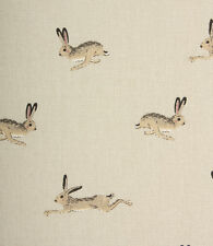 Roman Blind Sophie Allport Hare Interlined Mechanised Track MTM
