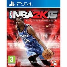 NBA 2K15 (Sony PlayStation 4, 2014) VG E0426