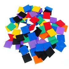 Craft Foam Squares 25mm 100pcs