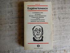 Eugene Ionesco - La cantatrice calva, La lezione, Aassassino senza movente...