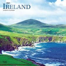 IRELAND - 2021 WALL CALENDAR - BRAND NEW - 26002