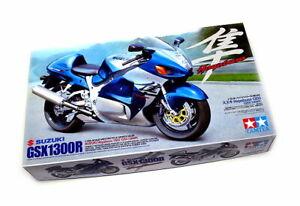 Tamiya Motorcycle Model 1/12 Motorbike Suzuki GSX1300R Hayabusa Hobby 14090