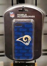 Nfl Logo Hard Protection Case - Apple iPhone 5/5s/Se (St. Louis Rams) Rare! #12C