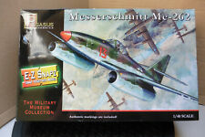 PEGASUS HOBBIES 1/48 GERMAN MESSERSCHMITT Me-262 SEALED MODEL KIT BOXED 8415