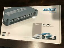 Audison Bit Series Bit One DSP With 8 Channels In and Out Graphic Eq