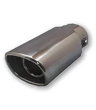 Mercedes Classe A Hayon-Chrome Exhaust Tailpipe Tip trim Muffler Finisher
