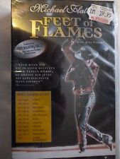 Feet of Flames Michael Flatley's     Musik-Video    FSK ab 0 Jahre    VHS  NEU