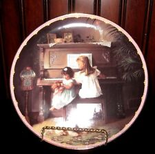 Greg Olsen Melodies Remembered Collector Plate Best of Times Collection, Rare