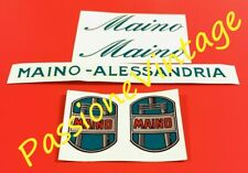 MAINO kit adesivi/stickers/decalcomanie