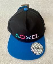 PlayStation PS5 Baseball Cap Snapback Hat Age 2 4 years Official Merchandise NEW