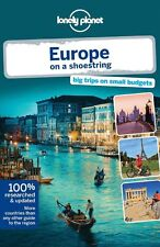 Lonely Planet Europe on a Shoestring by Lonely Planet 2013