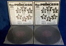 THE PRINCESS - MARIO BRAGGIOTTI  - ROYAL POINCIANA PLAYHOUSE - VOL.1 & 2