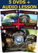 RUSSIAN MARTIAL ARTS: Self-Development 5 DVD set - 25% Off (Instructor V Starov)