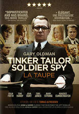 Tinker Tailor Soldier Spy / La taupe, NEW DVD