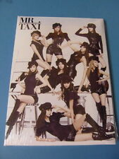 SNSD GIRL'S GENERATION 3RD MR.TAXI CD + 13 CARD SET $2.99 S&H