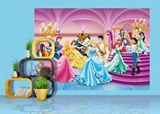 Disney Principesse - Decorazione murale 255x180cm