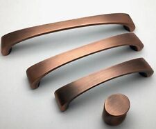 Brushed Copper Handles Knobs Pulls for Kitchen Cabinet Doors & Drawers 160mm