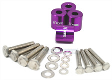 KODE Anodise Purple Bonnet Spacers Universal fitment  Honda Mazda Nissan Toyota