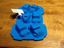 Car / truck silicone mold tray - ice, drink, or candy