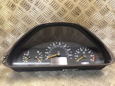 MERCEDES-BENZ CLK COUPE 2000 W208 SPEEDOMETER INSTRUMENT CLUSTER A2085400311