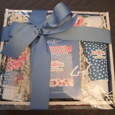 CATH KIDSON Cottage Patchwork Pamper Hamper Gift Set BNIB