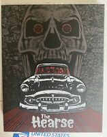 The Hearse Blu Ray W Slipcover Vinegar Syndrome OOP Brand New