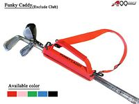 C12 A99 Golf Funky Caddy Club Bag Driving Range Carrier Sleeve Light Great gift