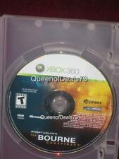 Robert Ludlums The Bourne Conspiracy Xbox 360 FREE SHIP