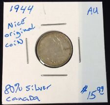 1944 Canadian 10 Cents