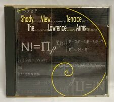 Shady View Terrace / The Lawrence Arms- Self Titled CD