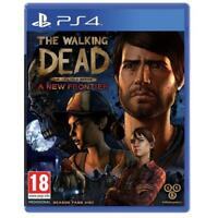 The Walking Dead The Telltale Series The New Frontier PS4 Game Playstation 4 NEW