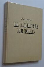 ROBERT DOISNEAU - LA BANLIEUE DE PARIS   Numbered edition 3490/4300