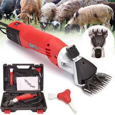 110V 500W Electric Shears Shearing Clipper Animal Sheep Goat Alpaca Farm Machine