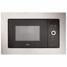 CDA VM550SS 17L 700W Slim Built-in Wall Unit Stainless Steel Microwave Oven 02