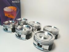 BMW M54B30 CR 8.4:1 Turbo Forged Piston Kit  84.00 +0.25 +0.50mm
