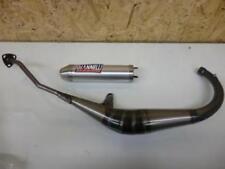 Tubo de escape Yamaha TZR pour 50 cc de 2004 a 2012 33644HF 33645HF etat N