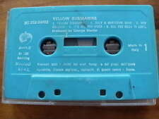 CASSETT TAPE 1970S>BEATLES<YELLOW SUBMARINE13 TRACKS