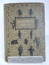 ALADDINETTA & CO. by QUEENIE SCOTT-HOPPER c1920s (UNDATED) ILLUSTRATED