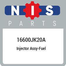 16600JK20A Nissan Injector assy-fuel 16600JK20A, New Genuine OEM Part