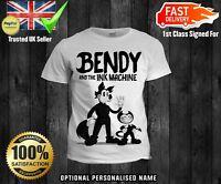 Kids bendy cartoon boys girls t shirt tshirt 6