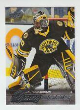 (57594) 2015-16 UPPER DECK YOUNG GUNS MALCOLM SUBBAN #211