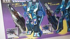 TRANSFORMERS G1 TAKARA TOMY reissue ENCORE 11 Skywarp & Thundercracker NEW MISB