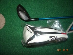 VERY NICE Titleist Golf Club 818 H1 23* 4H Hybrid Stiff Project 6.0 Shaft 85g